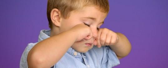 Las enfermedades más frecuentes al volver al colegio