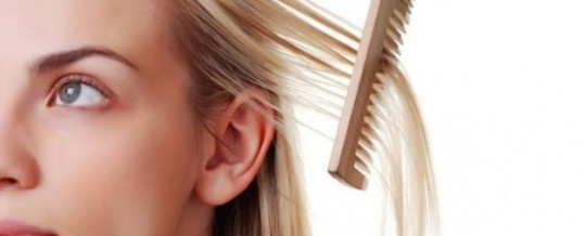 Frenar la caída del cabello con los siguientes consejos