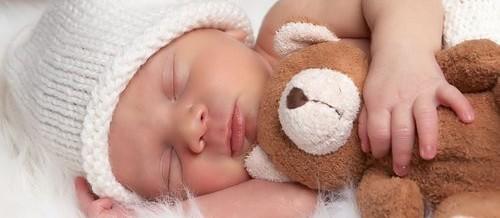 Recomendaciones al momento de hacer dormir un bebé