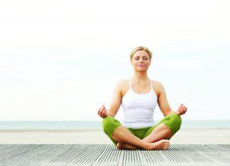 El yoga es la forma de encontrar paz y aliviar el cuerpo
