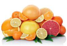 Las frutas cítricas no pueden faltar en una dieta