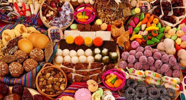 los dulces son perjudiciales para la salud