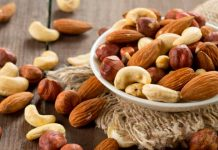 consumo de frutos secos