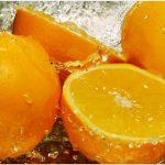 Enfermedades combatidas por la naranja