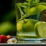 Batido de manzana, piña y papaya – Bebidas verdes
