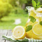 Beneficios de beber agua con limón - Parte 1