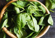Jugo de espinaca, kiwi y lechuga – Bebidas verdes