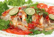 Pescado sudado horneado – Recetas saludables
