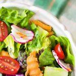Ensalada de naranja y cebolla morada – Recetas saludables