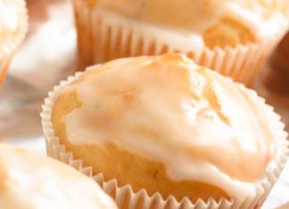 muffin limón ricota