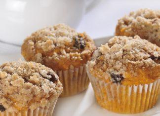 muffins calabaza