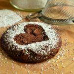 brownie fresa receta banana manzana