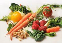 Buena dieta vegetariana