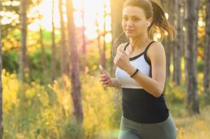 Los niños y los ejercicios