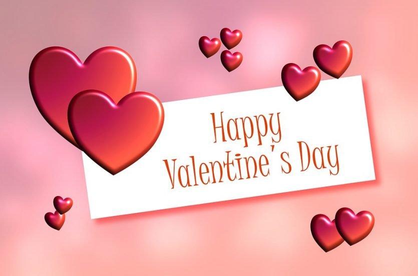 Día de San Valentín, bombardeo comercial