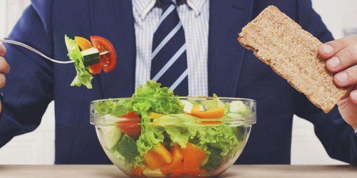 Dieta para persona infartada