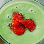 Zumo de naranja y kiwi – Bebidas verdes