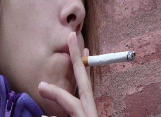 pacientes con VIH y fumar
