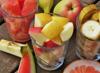 Ensalada de apio y manzana