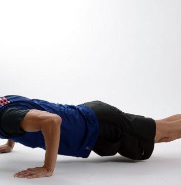 Rutina para fortalecer el abdomen