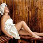 Sauna puede aportar beneficios a la salud