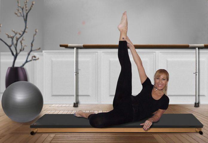 Hacer Pilates es energía en movimiento