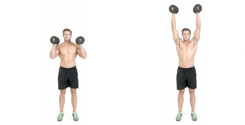 Prepara tu cuerpo con estos ejercicios