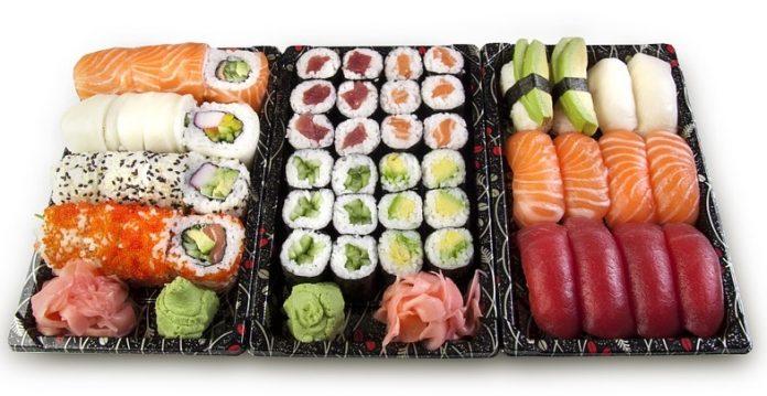 El sushi y los mitos sobre si engorda o no
