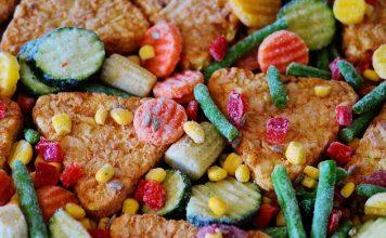 Receta con legumbres para niños