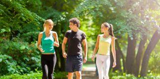 Caminar es un excelente ejercicios de bajo impacto