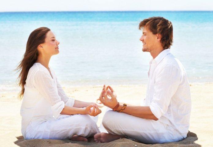 Meditación con la pareja