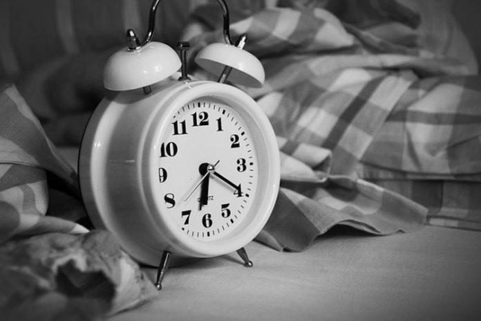 Dormir 7 horas seguidas