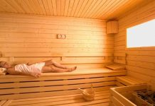 Riesgos de entrar a el sauna después de ejercitarte