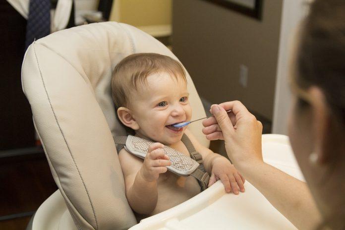 Cuida la alimentación de tu hijo