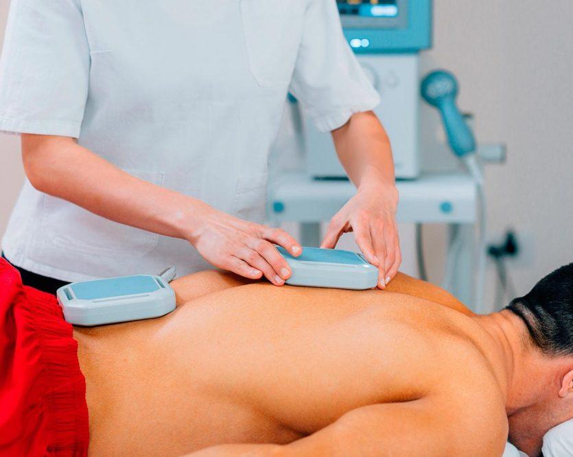 Los fisioterapeutas ya están aplicando la Magnetoterapia