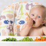 Los 6 meses y las comidas de tu bebe