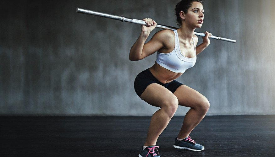 Sentadillas o el hip thrust