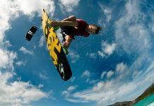 Kitesurf un deporte de verano