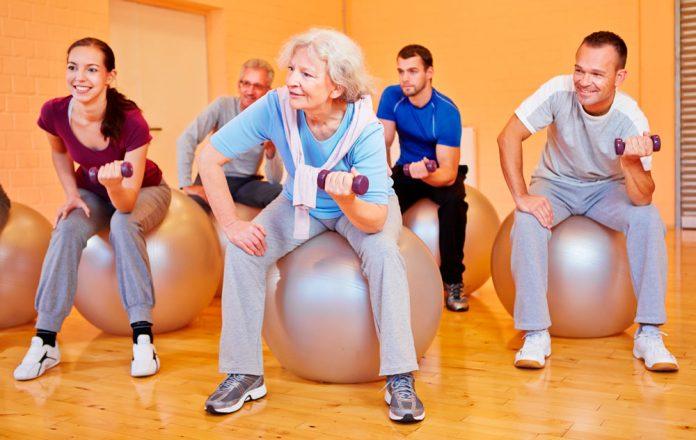 Optimizar la movilidad en personas mayores de 50 años