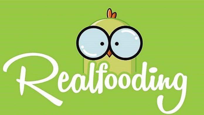 Realfooding, comida real