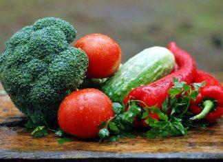Disfrutar de comida saludables