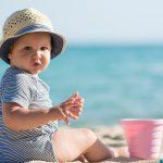 Cuidar la piel de los niños