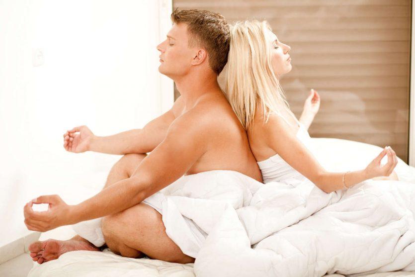 Alcanza el éxtasis sexual consciente con una meditación