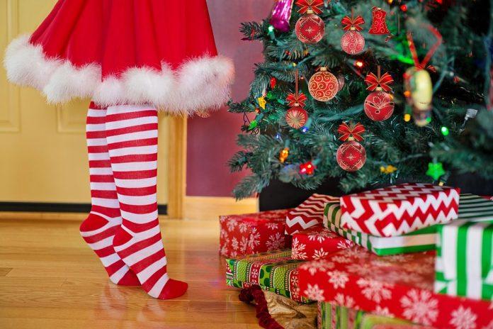 la familia y la navidad