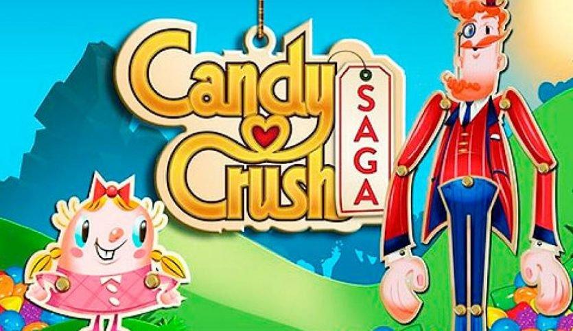 Candy Crush es un juego que precisa concentración y acciones