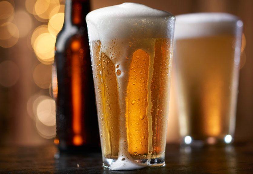 La cerveza puede calmar la furia de tu estómago