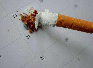 Propósitos de año nuevo: dejar de fumar