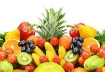Frutas tropicales, ricas en colágeno