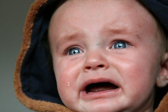 síndrome de bebe sacudido