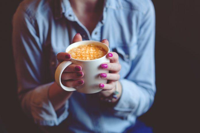 el café una
